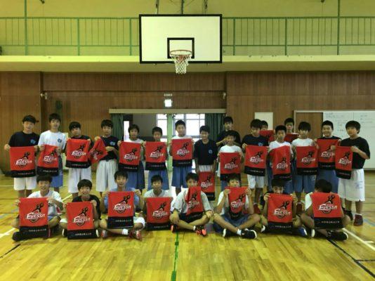 東大阪市立石切中学校バスケ部