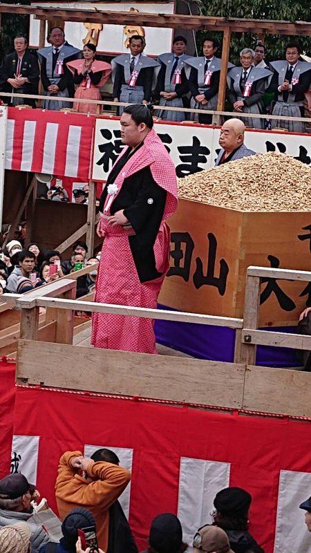 成田山節分祭追儺式6
