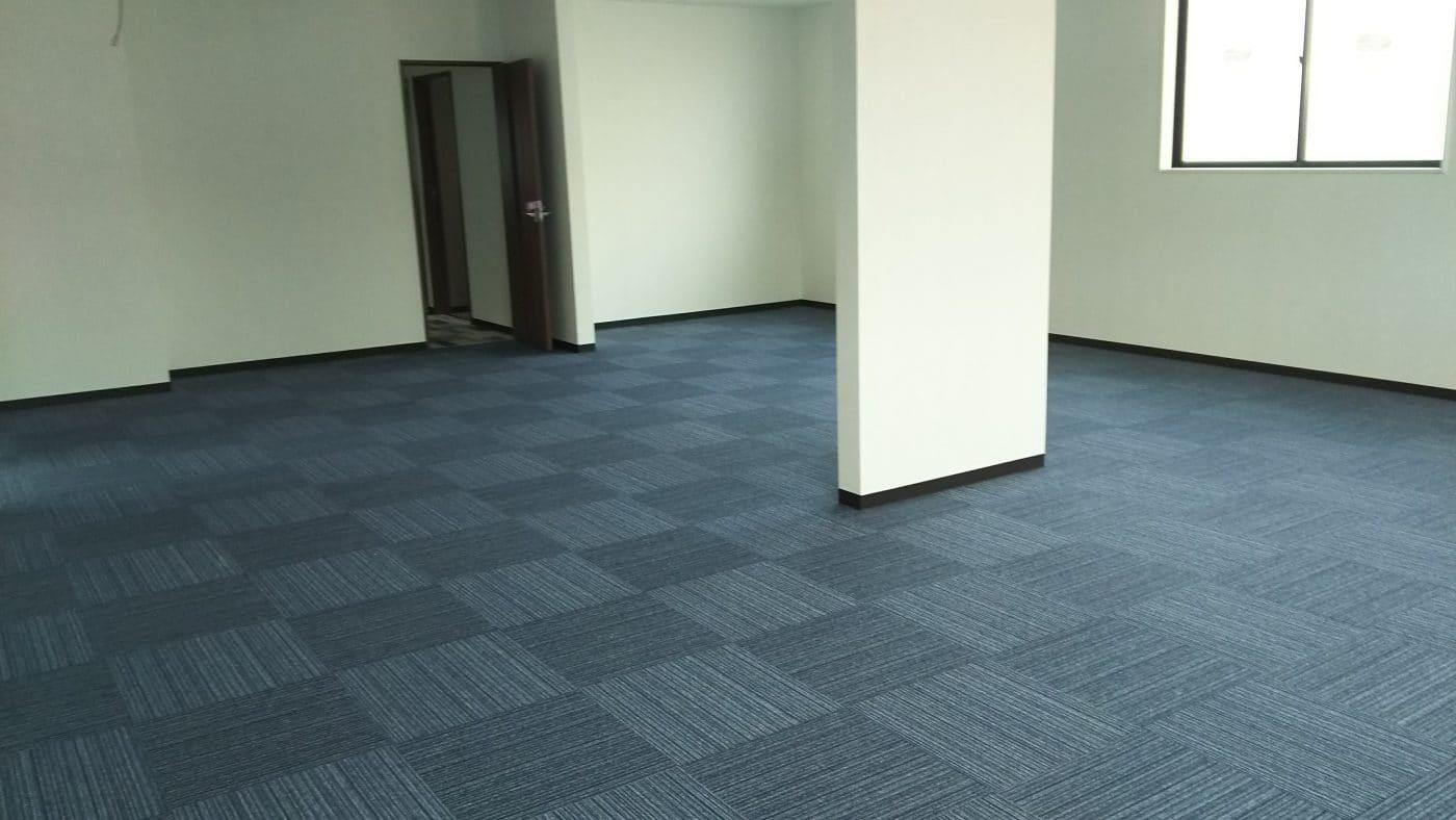 オフィススペース二階